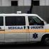 Doi răniți, în urma ciocnirii dintre un microbuz cu 10 călători și o mașină