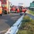 Român rănit grav! Microbuz din România, implicat într-un accident în Slovacia