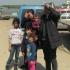 Drumul spre Vest al unei sirience cu 4 copii s-a oprit la Ostrov