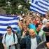 Zece mii de greci au comemorat victimele revoltei din 1973