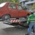 Mașinile abandonate sau fără stăpân, luate pe sus de Poliția Locală