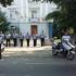 Moment de reculegere în memoria polițistului înjunghiat zilele trecute