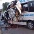 Mai mulți morți și răniți, după o ciocnire între un autocar și un microbuz