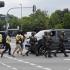 Atacatorul din Munchen s-a sinucis cu un glonț în cap în fața polițiștilor