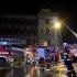 Acoperișul Muzeului Național din Praga a fost distrus parțial de un incendiu