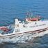Echipajul navei amiral a Poliției de Frontieră a salvat migranți ilegali, pe Marea Neagră