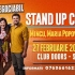 Două spectacole de Stand Up Comedy pentru constănțeni - Mincu, Maria Popovici & Banciu