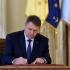 Iohannis a semnat decretul învestirii unui nou ministru al Apărării