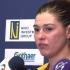 Oana Manea se retrage din naţionala de handbal a României