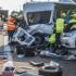 Cinci români morţi într-un accident rutier, în Olanda