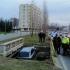 A aterizat cu mașina în canalul care subtraversează bulevardul Mamaia
