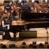 Orchestra care cântă pentru laureații Premiului Nobel, sâmbătă, la Sala Radio