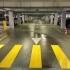 Acces restricționat în parcarea supraetajată din zona Spitalului Județean