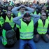 """Parchetul din Paris nu mai face faţă arestaţilor! Peste 1.000 de """"veste galbene"""" aşteaptă verdictul!"""