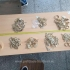 Peste 1.500 grame de bijuterii, fără documente, descoperite de poliţiştii de frontieră constănţeni