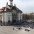 Trafic restricționat în Piața Ovidiu