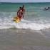 Plajele ar putea fi închise când marea e agitată și se arborează steagul roșu