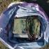 Peste 120 de plase de pescuit și unelte folosite la braconaj, confiscate