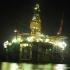 Platformă maritimă ancorată cu greu în Portul Constanța Sud Agigea!