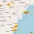 Avertizare meteo imediată: Cod portocaliu până la ora 14.30 în județul Constanța
