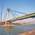 Se prelungesc restricțiile de circulație pe podul de la Agigea