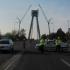 Circulaţia pe podul Agigea, restricţionată până la 1 noiembrie