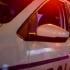 Bărbat fără permis, reţinut după ce a fugit de la locul unui accident rutier