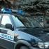 Doi polițiști de frontieră, răniți în misiune, după ce mașina în care se aflau s-a răsturnat