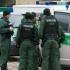 Împușcat de poliție după ce a intrat cu mașina în pietoni