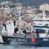 46 de sirieni salvați de polițiștii de frontieră români în apele Mării Egee