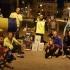 Polițiștii de frontieră au alergat pentru Unirea de la Marea Neagră