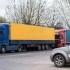 Autocamion cu 2,4 tone deșeuri oprit la frontiera Negru Vodă