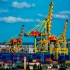 Traficul de cereale în porturile maritime românești a crescut cu 40%