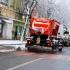 Primăria Constanța acționează pentru a înlătura efectele codului galben de vânt și ninsori