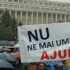 Protest al angajaţilor Ministerului Tineretului şi Sportului faţă de discriminările salariale