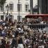 """Protestele din Statele Unite au """"trecut"""" Oceanul. Începe să fiarbă şi Europa: manifestaţii în Anglia, Germania şi Danemarca"""