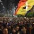 Noi proteste în mai multe orașe din țară față de OUG privind grațierea
