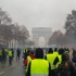 Proteste la Paris de Ziua Naţională a Franţei