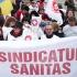 SANITAS suspendă acțiunile de protest programate