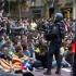 Protest la Barcelona: Sute de mii de spanioli cer eliberarea separatiştilor catalani