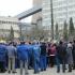 Protest spontan la Termocentrala Mintia. Angajații cer să vină premierul Dăncilă!