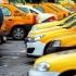 Un nou protest al taximetriştilor va bloca traficul! Peste 5000 de maşini, în faţa Guvernului