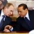 Berlusconi, felicitat de Putin la împlinirea a 80 de ani