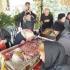 Racla Sfintei Parascheva, asaltată de credincioși