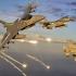 Coaliția internațională a efectuat zeci de raiduri aeriene împotriva SI