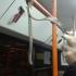 Autobuzele RATC, PRAF ȘI PULBERE! Imagini!