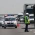 Vitezoman depistat de poliţişti circulând cu 214 km/h pe Autostrada Soarelui