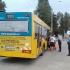 Razii ale polițiștilor locali în autobuzele RATC. Ce amenzi au fost aplicate?