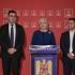 Ceremonie la Cotroceni: Razvan Cuc și Daniel Suciu depun jurământul de învestitură