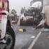 Grav accident de microbuz în Italia! Nouă românce, implicate